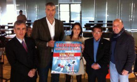 Cáceres acogerá el Campeonato de España Absoluto de Taekwondo el próximo 1 de marzo