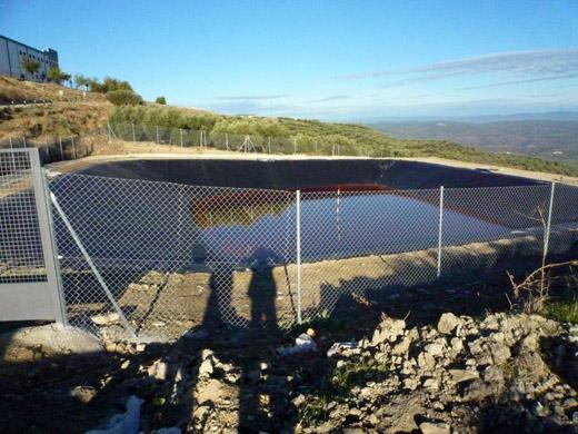 Acenorca duplicará su capacidad de depuración de los vertidos de aderezo con la nueva balsa y desaladora