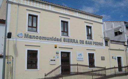 La Mancomunidad Integral Sierra de San Pedro destinará 18.000 euros al servicio de recogida selectiva