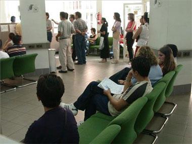 El paro aumenta en más de 280 personas en Extremadura durante el pasado mes de febrero
