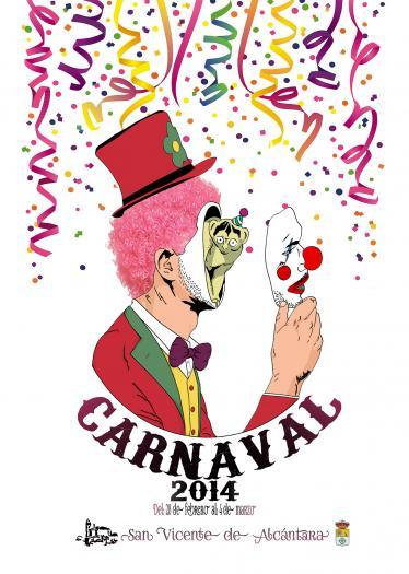 San Vicente de Alcántara repartirá un total de 2.700 euros entre los ganadores del Desfile de Carnaval