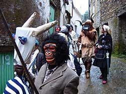 El mal tiempo obliga a posponer el tradicional Carnaval Jurdano al 8 de marzo