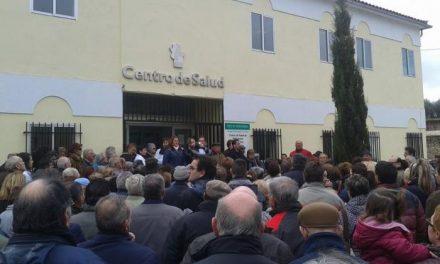 Los vecinos de Aldenueva del Camino suspenden la manifestación en Mérida en defensa del centro de salud
