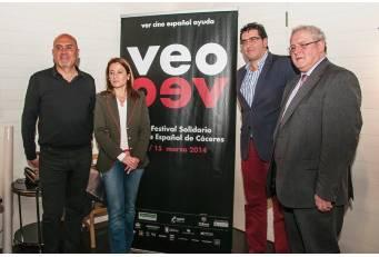 El XXI Festival Solidario de Cine Español de Cáceres proyectará 17 películas del 3 al 14 de marzo