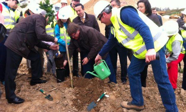 Del Moral destaca que la producción sostenible de áridos es imprescindible para Extremadura