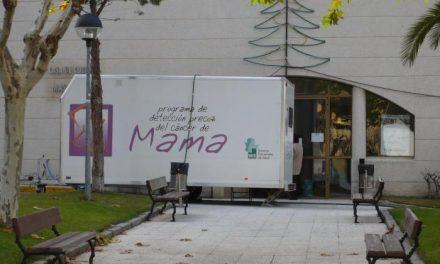Las unidades móviles de mamografías del SES llegarán a Moraleja el 11 de marzo