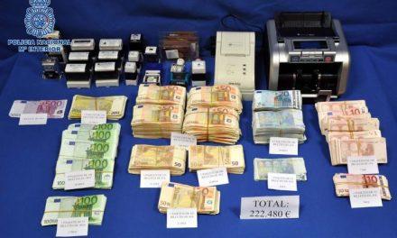 La Policía Nacional desarticula un grupo que cometía estafas en la concesión de créditos