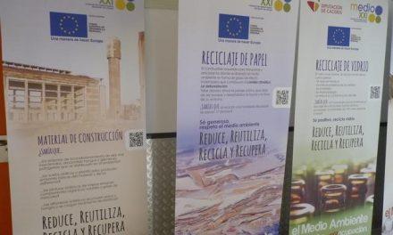 """El IESO Valles de Gata participa en el certamen """"Reciclar, reutilizar, reducir y recuperar"""""""