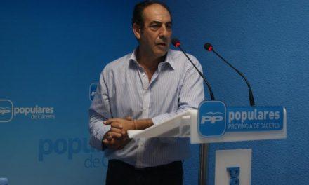 El PP de Cáceres considera que la bajada del paro es una muestra del crecimiento económico