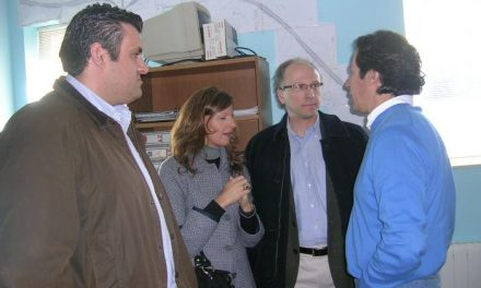 Gabriel Elorriaga acusa en Coria a Rodríguez Zapatero de ser el artífice del regreso del paro a nuestro país