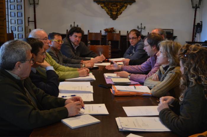 El Consejo Económico y Social de Plasencia solicita un acuerdo entre las partes sobre las huertas de la isla