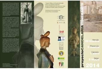 El proyecto 'Candelaria Itinerante' de Pérez Comendador llega al Museo Etnográfico de Plasencia