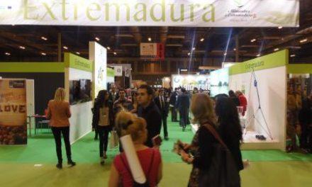 Echávarri destaca en el Salón del Gourmet que el 54% de las exportaciones son del sector agroalimentario