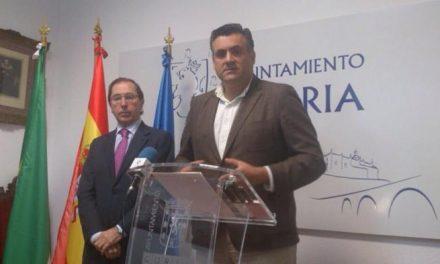 La población cacereña de Coria ostentará durante este año la presidencia de la Red de Ciudades Catedralicias