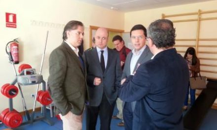 Corchero destaca el buen hacer de la Policía Local de Plasencia y su implicación en la formación de los agentes