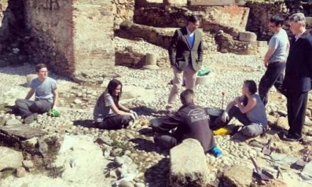 Aprendizext inicia la formación de 24 alumnos en Plasencia en jardinería, carpintería y arqueología