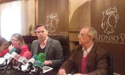 El centenario de Alfonso VIII en Plasencia comenzará en mayo con una exposición de documentos históricos