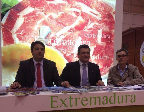 Valencia de Alcántara acerca sus recursos turísticos a empresas del sector en la BTL de Lisboa
