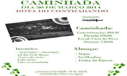 El colectivo de Marvão Portus Gladii anima a los extremeños a participar en la Ruta del Contrabando