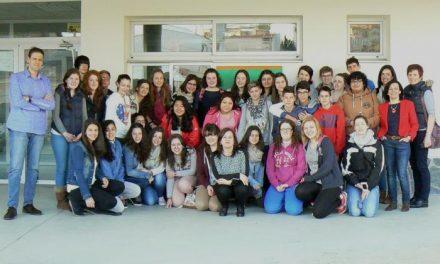 Un total de 18 estudiantes de Irlanda pasan unos días de convivencia con jóvenes del IES de  Torrejoncillo