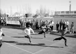 Un total de 300 escolares participarán en las miniolimpiadas acuáticas en Villanueva de la Serena