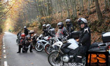 El I Extremadura Challengue ofrece a los moteros recorrer 500 kilómetros en 12 horas con salida desde Plasencia