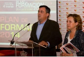 El Plan de Formación de la Diputación de Cáceres oferta 156 cursos a trabajadores de la administración local
