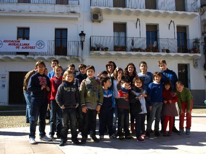 Moraleja alaba la actuación de la Asociación Moralejana de Ajedrez en el Campeonato Autonómico JUDEX
