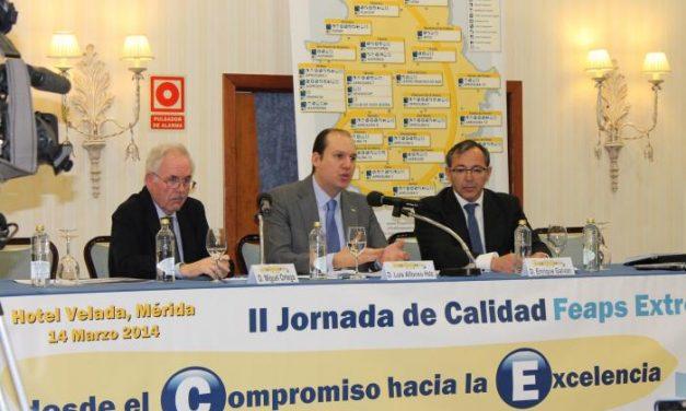 Salud invierte 28,2 millones de euros en el Marco de Atención a la Discapacidad en Extremadura