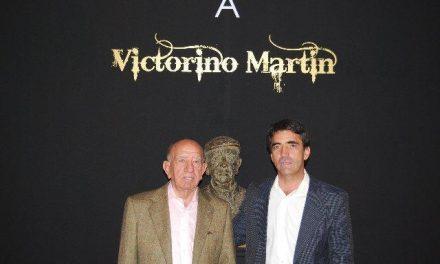 El Gobierno de España galardona a Victorino Martín con la Medalla de Oro al Mérito en las Bellas Artes