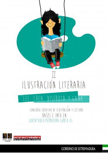 El Espacio Joven de Valencia de Alcántara anima a participar en el II Concurso de Ilustración Literaria