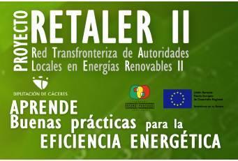 Diputación inicia acciones formativas en materia de ahorro, eficiencia energética y energías renovables