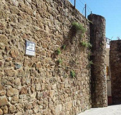 Patrimonio aclara que la muralla de Plasencia no sufre ninguna emergencia y su mantenimiento es adecuado