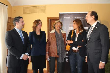 Hernández Carrón resalta que Extremadura es pionera en Responsabilidad Social Empresarial