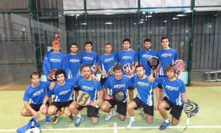 La permanencia en la élite del pádel nacional del club Perú Cáceres permite seguir trabajando con la cantera