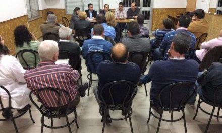 Sánchez Duque asegura en Sierra de Gata que el PP es «claro garante» del desarrollo de los municipios