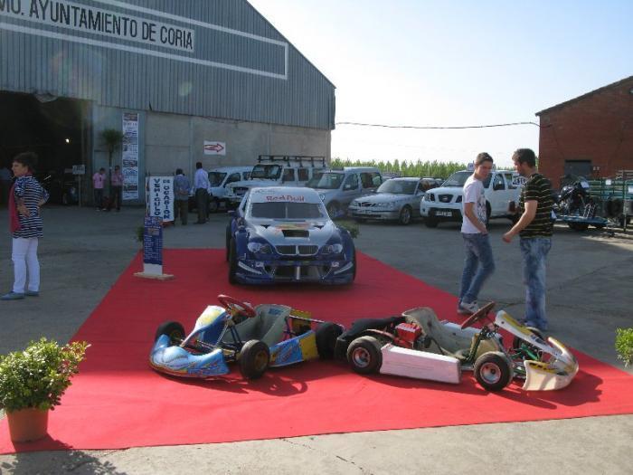 Un total de 14 empresas participarán en la sexta edición de la Feria del Vehículo de Ocasión de Coria