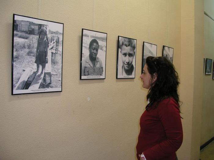 El 7 de marzo finalizará la muestra titulada Mujeres Atlas expuesta en la Casa de Cultura de  Coria