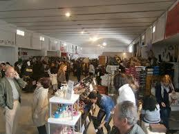 Unas 4.000 personas visitan la séptima Feria del Stock organizada por el coletivo empresarial de Moraleja