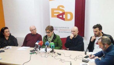 Educación y Cultura celebra el Día Mundial del Teatro reforzando el papel de la Escuela Superior de Arte