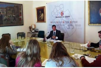 Diputación obtuvo en 2013 un remanente de 73 millones de euros para nuevas inversiones