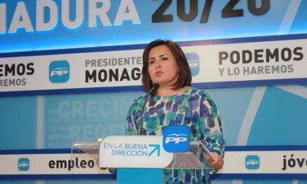 El Partido Popular exige a Vara que dé la cara y explique las irregularidades del Tribunal de Cuentas