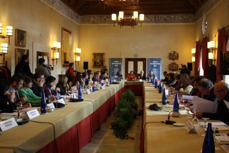 Los itinerarios culturales y la arquitectura vernácula centran el Consejo de Patrimonio en Plasencia