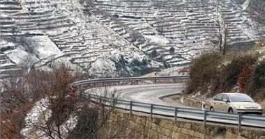 El Centro 112 Extremadura activa esta medianoche la alerta amarilla por nieve en el norte de Cáceres