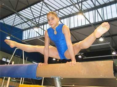 La gimnasta extremeña Laura Campos se clasifica para los Juegos Olímpicos de Pekín del 2008