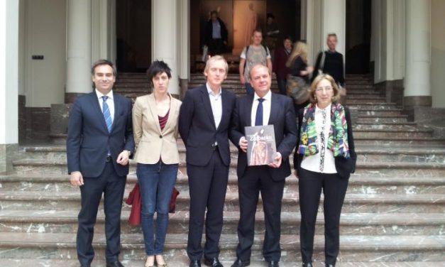 El presidente Monago asiste en Bruselas a la sesión plenaria del Comité de Regiones de Europa