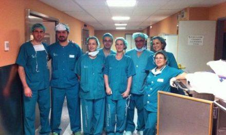 El Hospital San Pedro de Alcántara de Cáceres recibe la primera donación de órganos en asistolia