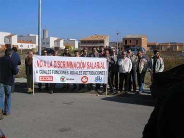 Los jueces alertan del colapso de los juzgados de Extremadura tras un mes de huelga de los funcionarios