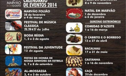 El concejo luso de Marvão organiza ocho eventos y cinco quincenas gastronómicas este año