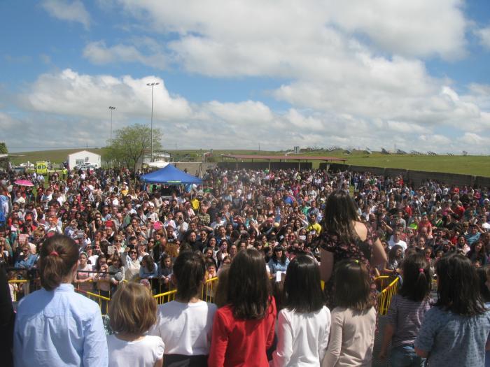 Alrededor de 6.000 personas se dan cita este fin de semana en el VII Festivalino de Pescueza